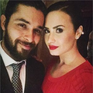"""Demi Lovato toujours amoureuse de son ex Wilmer Valderrama : """"Mon coeur est toujours avec lui"""""""