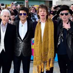 Les Rolling Stones et le PSG s'associent... pour une collection de prêt-à-porter