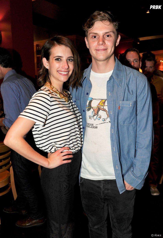 Evan Peters et Emma Roberts toujours en couple ? La réponse