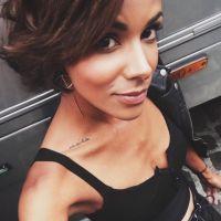 Shy'm trop maigre ? Son selfie avec son nouveau tatouage inquiète plusieurs fans