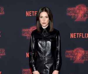 Millie Bobby Brown à l'avant-première de la saison 2 de Stranger Things le 26 octobre 2017 à Los Angeles
