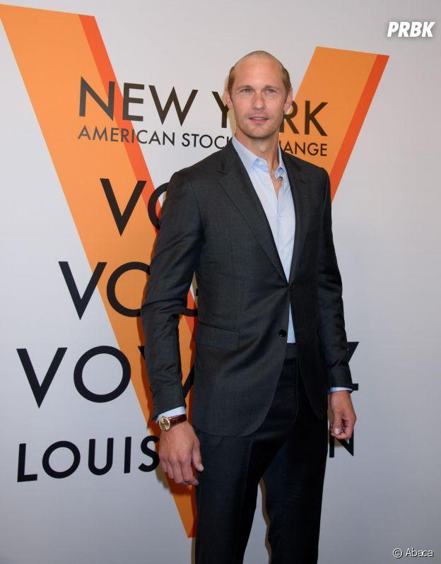 Alexander Skarsgard : une nouvelle coupe pour la star de True Blood