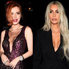 """Bella Thorne clashée par Kim Kardashian : """"Avec Scott, ils avaient l'air désespérés"""""""