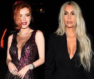 Bella Thorne et Scott Disick clashés par Kim Kardashian, Khloe et Kendall Jenner !