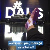 Agustin Galiana (Danse avec les stars 8) blessé au pied : il rassure ses fans sur Instagram