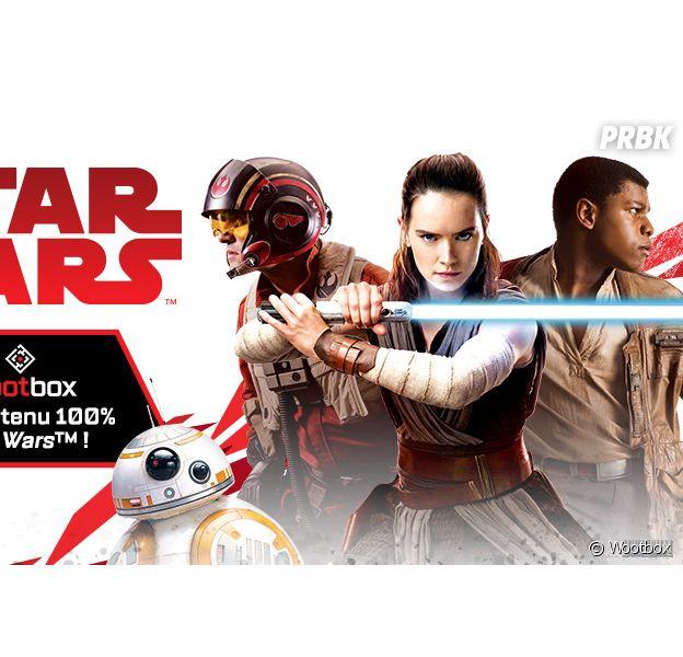 La wootbox 100% Star Wars