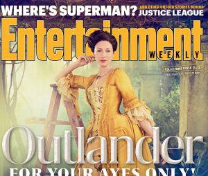 Caitriona Balfe en Une de Entertainment Weekly