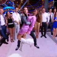 Karine Ferri (Danse avec les stars 8) en robe courte : double accident de culotte pour l'animatrice