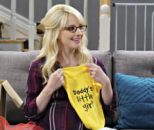 The Big Bang Theory saison 11 : Melissa Rauch (Bernadette) maman de son premier enfant