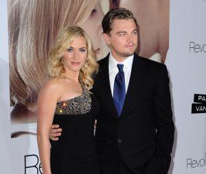 Titanic : Kate Winslet et Leonardo DiCaprio en 2008