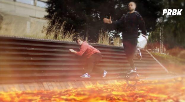 Le Rire Jaune, Sananas, Mcfly & Carlito... font le show pour le YouTube Rewind 2017