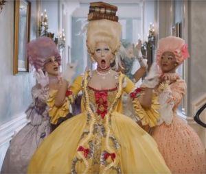 Katy Perry délirante dans le clip de Hey Hey Hey
