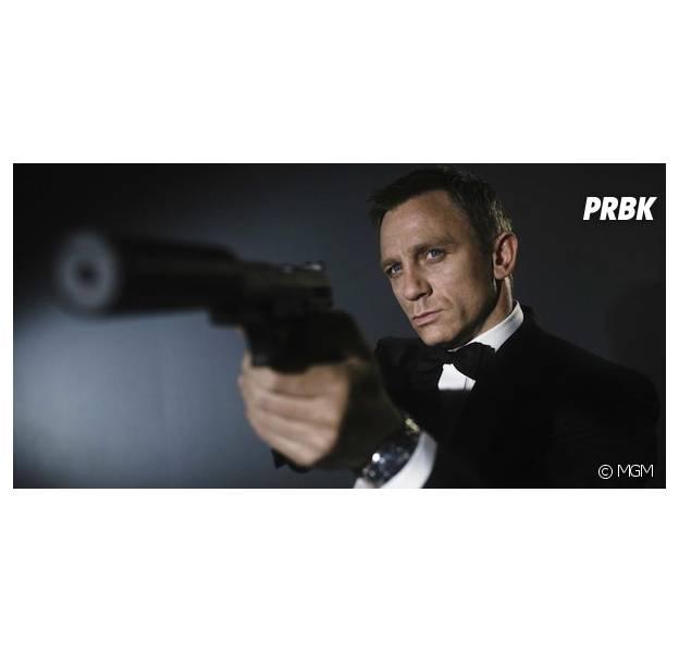 James Bond : Daniel Craig bientôt remplacé par une femme ?