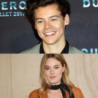 Harry Styles : nouvelle étape sérieuse avec sa petite amie Camille Rowe ❤️️