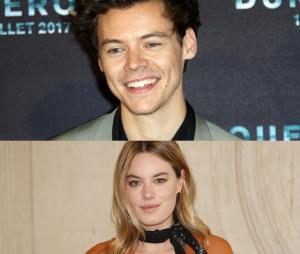 Harry Styles et Camille Rowe en couple : c'est du sérieux