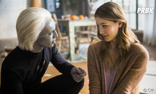 Supergirl saison 3 : un rapprochement possible pour Kara et Brainiac 5 ?