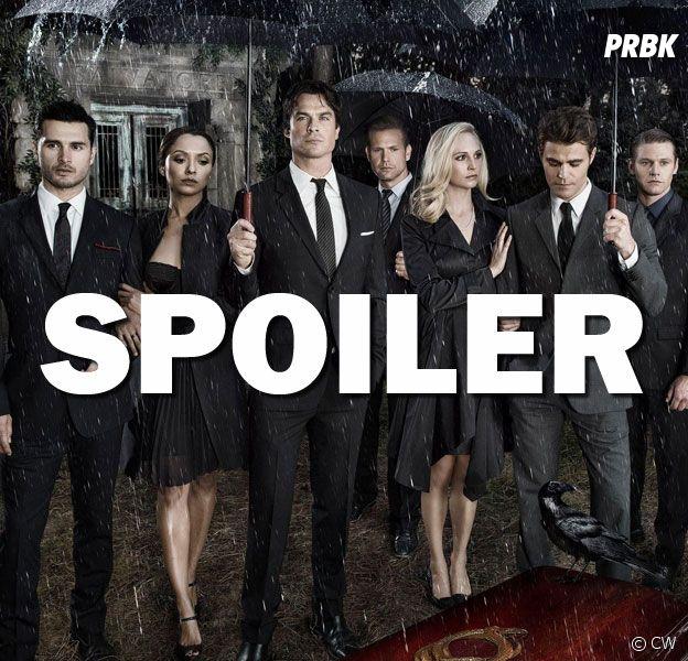 The Vampire Diaries saison 8 : Ian Somerhalder n'aime pas la fin et voulait voir Damon mourir