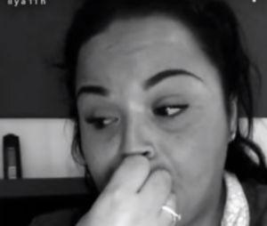 """Sarah Fraisou cambriolée, elle fond en larmes sur Snapchat : """"J'ai la haine"""""""
