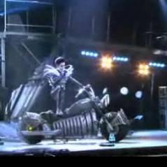 Tokio Hotel ... sortie de leur DVD Humanoid city ... premières images