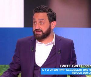 """Cyril Hanouna répond à Bernard de la Villardière : """"on ne veut pas des cons"""""""