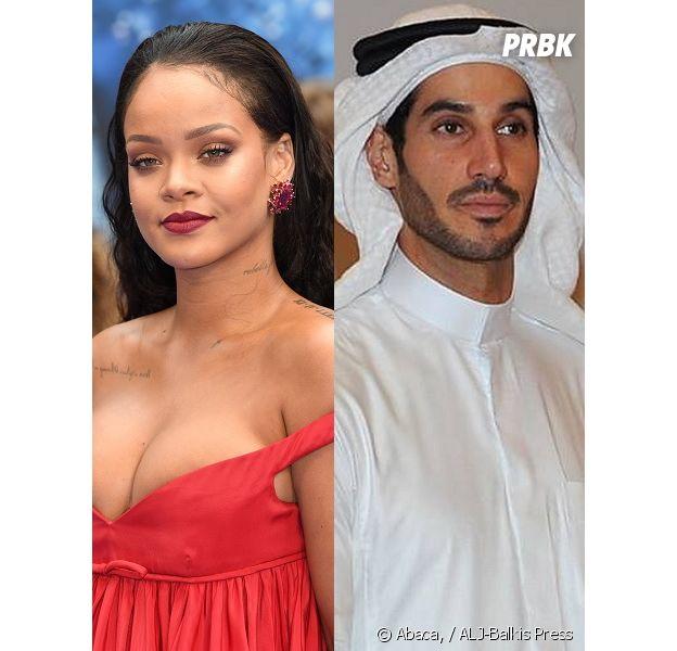 Rihanna mariée en secret à son compagnon Hassan Jameel ?