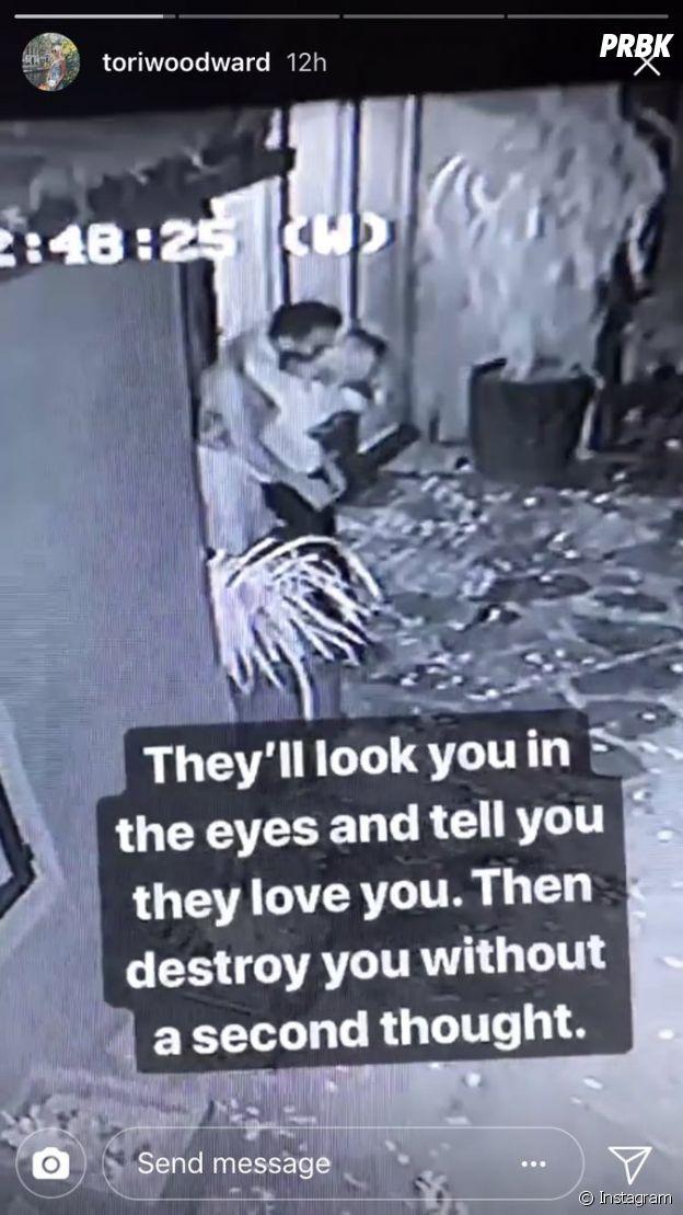 Alex Pal (The Chainsmokers) affiché par son ex Tori Woodward après son infidélité
