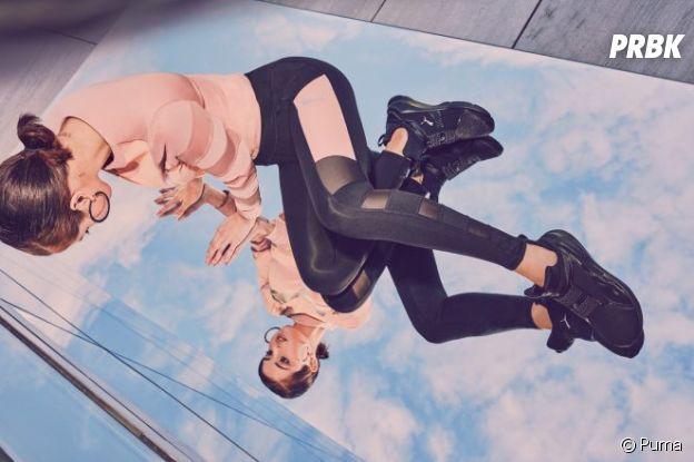"""Puma : Selena Gomez ambassadrice de la nouvelle collection """"En Pointe"""" !"""