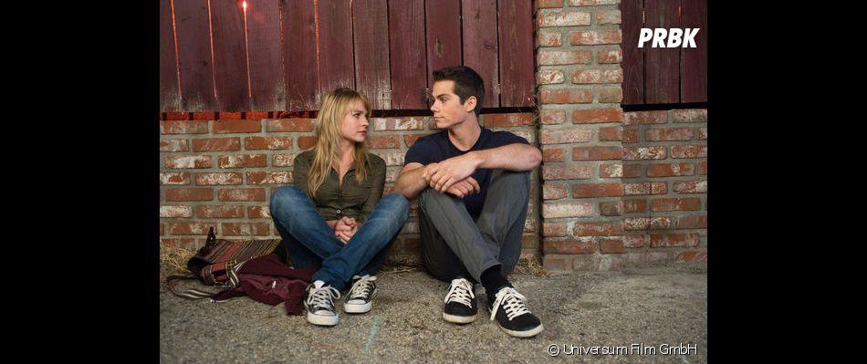 Dylan O'Brien en couple avec Britt Roberson depuis 2011