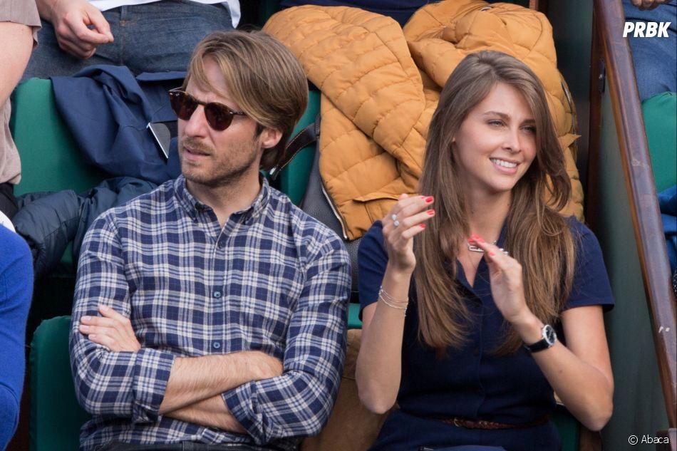 Ophélie Meunier mariée à Mathieu Vergne