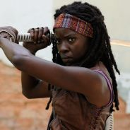 The Walking Dead saison 8 : Danai Gurira (Michonne) déprimée par la future mort d'un personnage