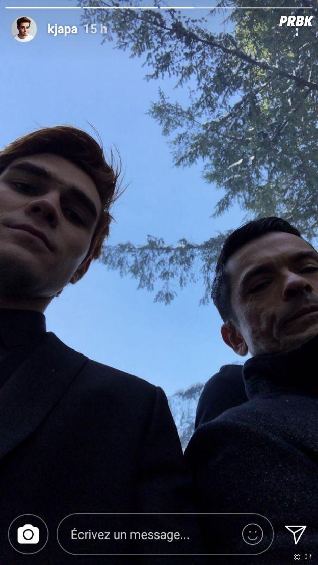 Riverdale saison 2 : des funérailles à venir ?