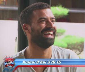 Vincent Queijo (Friends Trip 4) encouragé par Raphaël Pépin avec un message vidéo (EXCLU)