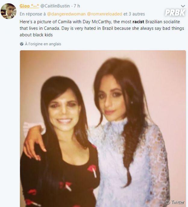 Camila Cabello en pleine polémique raciste : l'ex chanteuse de Fifth Harmony s'explique sur le leak de ses sms !