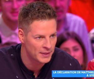 """Matthieu Delormeau drague Stéphane Plaza et avoir voulu """"choper"""" M. Pokora"""