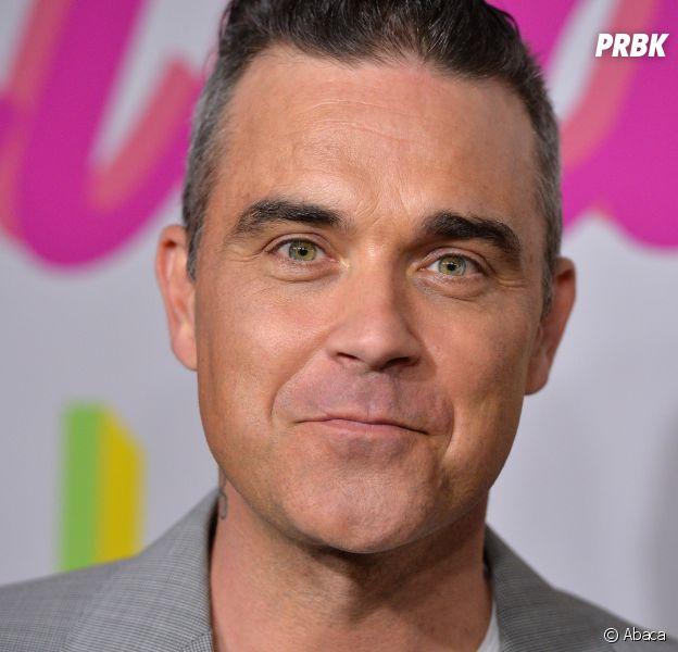 Atteint d'une maladie mentale, il raconte ses années de souffrance — Robbie Williams