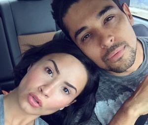 Ces ex qui sont restés amis : Demi Lovato et Wilmer Valderrama