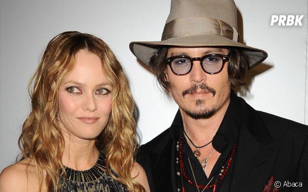 Ces ex qui sont restés amis : Johnny Depp et Vanessa Paradis