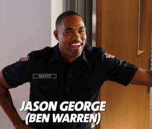 Station 19 : Jason George joue Ben Warren
