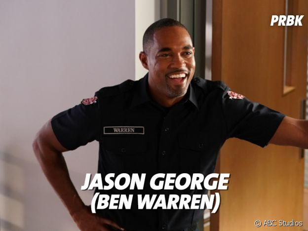 Station 19 : Jason George joue Ben Warren