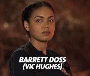 Station 19 : Barrett Doss joue Vic Hughes