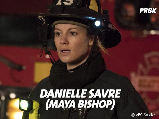 Station 19 : Danielle Savre joue Maya Bishop