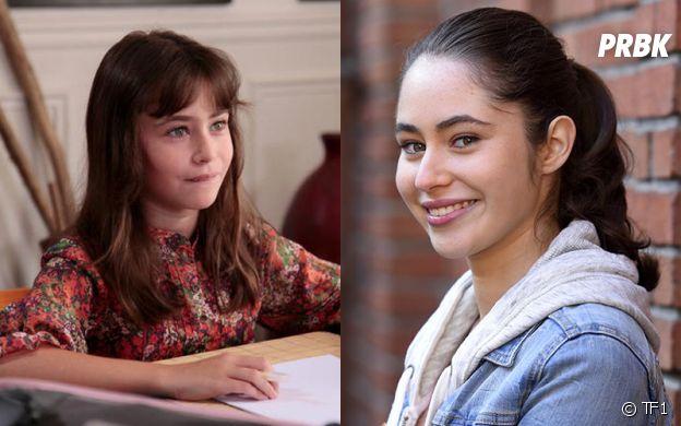 Clem : Jade Pradin (Salomé) dans la saison 1 et dans la saison 5 avant son départ