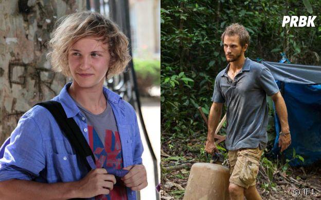 Clem : Mathieu Spinosi (Julien) dans la saison 1 VS aujourd'hui dans la série Guyane