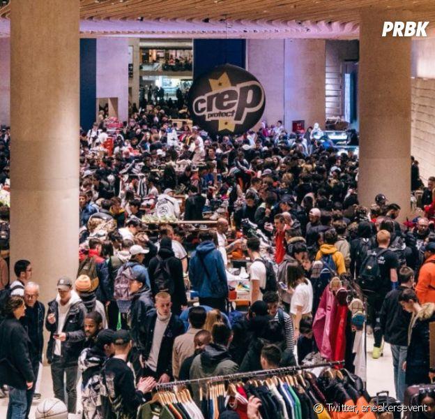 Sneakers Event Paris : retour sur l'événement en photos