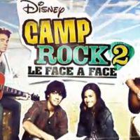 Camp rock 2 le face à face ... Au plus près des acteurs avec le making-of