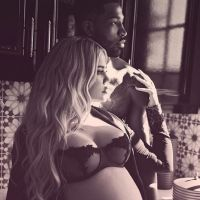 """Khloe Kardashian : le prénom de sa fille, """"True"""", prend très très cher sur les réseaux sociaux"""