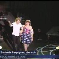 Luce la gagnante de la Nouvelle Star 2010 en duo avec Alain Souchon ... vidéo