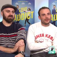 "Jérôme Niel (Love Addict) et Bapt & Gaël en interview : ""On a jamais vu Kev Adams""... hein ?"