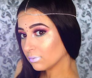 Le tuto makeup d'Horia.