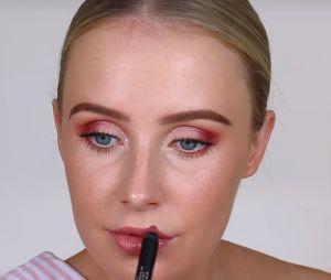 Le tuto makeup de Lauren Curtis.